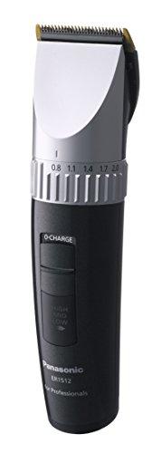 Panasonic ER-1512 Tagliacapelli Professionale, Nero/Argento
