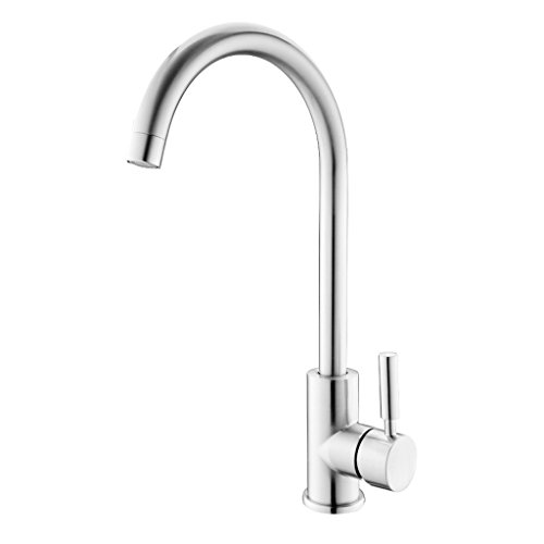 Ufaucet Modern Kitchen Faucets Bar Sink Faucets Polished
