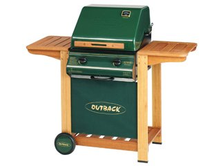 Outback Trooper 2 Burner Gas Barbecue