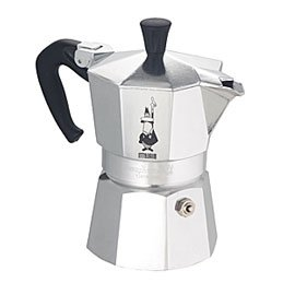 Bialetti Mokka Express coffee pots by Bialetti