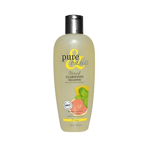 Pure And Basic Clarifying Shampoo Citrus