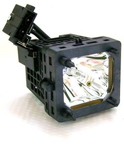 Replacement RPTV lamp XL-5200 / XL-5200U / F93088600 with housing fits Sony KDS-50A2000 / KDS-50A2020 / KDS-50A3000 / KDS-55A2000 / KDS-55A2020 / KDS-55A3000 / KDS-60A2000 / KDS-60A2020 / KDS-60A3000 Rear Projection TV