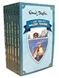 Enid Blyton's Malory Towers 6 Books Collection Set Pack , 1. First Term At, 2. Second Form At, 3. Third Year At, 4. Upper Fourth At, 5. In The Fifth At, 6. Last Term At (Malory Towers English, 1-6)