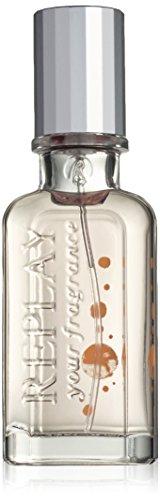 Replay Your Fragrance, Eau de Toilette rinfrescante da donna, 20 ml