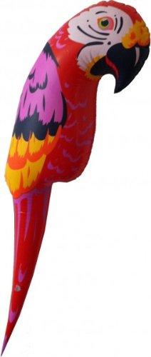 Aufblasbarer Papagei 110 cm Sommer