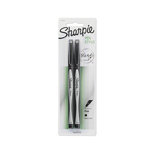 sharpie-pen-fine-point-black-2-count
