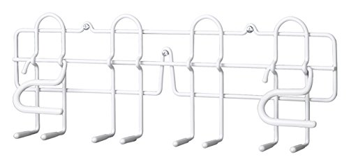 ClosetMaid 3462 Broom and Mop Holder, White (Broom Holder Small compare prices)