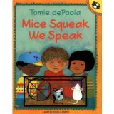 Houghton Mifflin Reading: Big Book Theme 1  Grade K Mice Squeak, We Speak ~ Arnold Shapiro