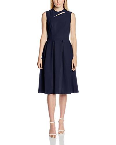 Nife Vestido Azul Oscuro S (EU 36)