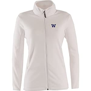 Washington Ladies Ice Polar Fleece Jacket (Team Color) by Antigua