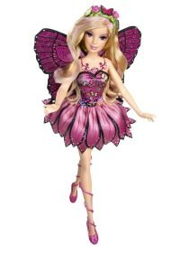 Barbie Mariposa Butterfly Fairy Mariposa Doll