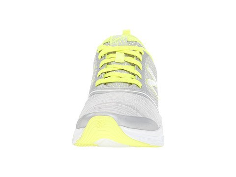 888098214116 - New Balance Women's 711 Heather Cross-Training Shoe,Grey/Yellow,11 B US carousel main 5