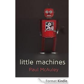 Little Machines (English Edition)