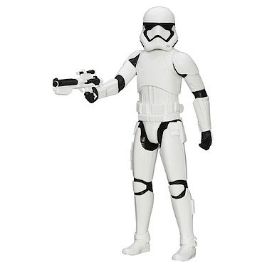 Hasbro – B3912 – Star Wars : The Force Awakens – Stormtrooper du Premier Ordre – Figurine 30 cm