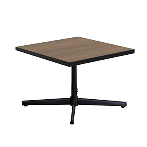 arne カフェテーブル ロータイプ 60TL Type3 (ブラウン)