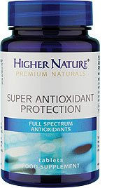 Higher Nature Super Antioxidant Protection Pack Of 180