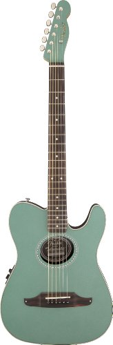 Telecoustic Plus, Sherwood Green Acoustic-Electric Guitar
