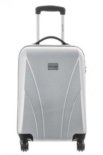 travel-one-reisekoffer-trolly-abs-grau