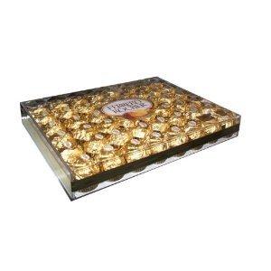 Ferrero Rocher Hazelnut Chocolates 48 count gift box