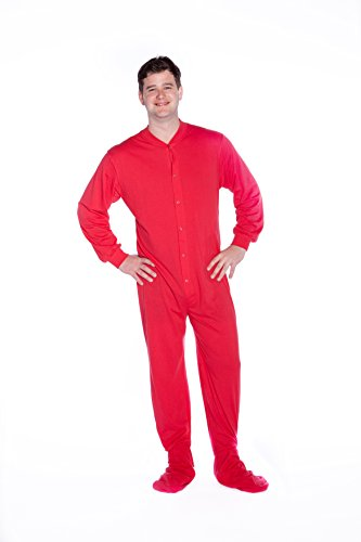 Cotton Footed Pajamas for Women and Men