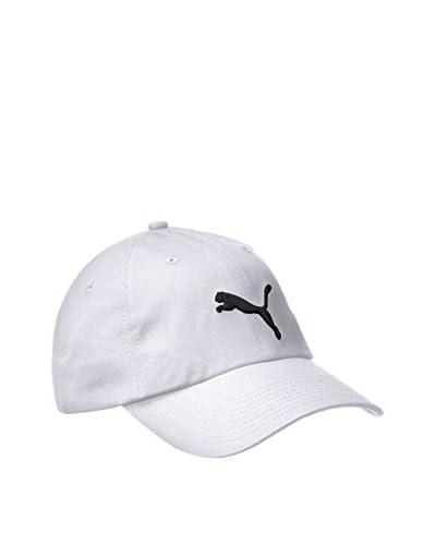 Puma Gorra Basic Blanco