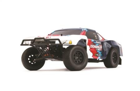 Helion Dominus 10Sc 2.0 Brushless 4Wd Electric Short Course Rc Truck