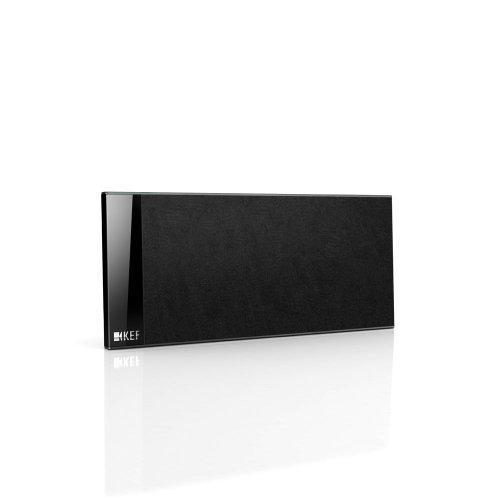 Kef T101C Center Channel Speaker - Black (Single)