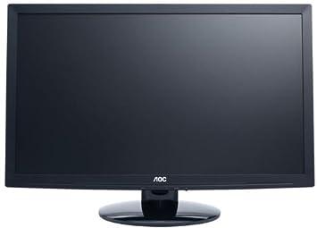 """AOC E2495SH Ecran PC LED 24"""" (60,96 cm) 1920 x 1080 2 ms VGA/HDMI Noir"""