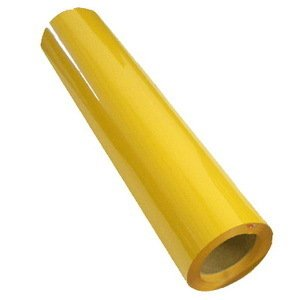 Cad-Cut Yellow Heat Transfer Materials For Vinyl Cutters 20'' X 5Yd