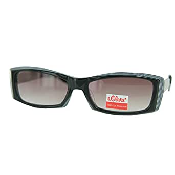 s.oliver Sonnenbrille 4084 C2 black white SO40842