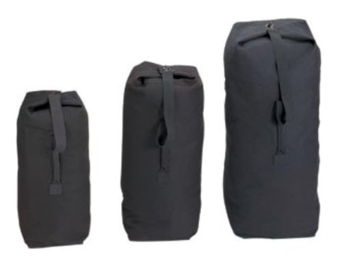 Top Load Military Heavy Weight Duffle Bags