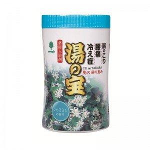 湯の宝 ジャスミンの香り 700g×5