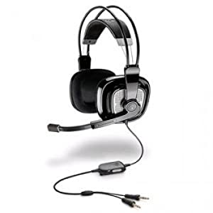 Plantronics Audio 370 PC Computer Gaming Headset with microphone