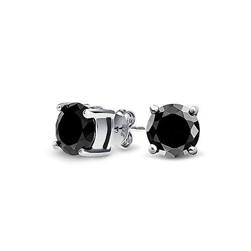 bling-jewelry-herren-unisex-cz-rund-schwarzr-knopf-ohrhanger-aus-925er-sterling-silber-6mm