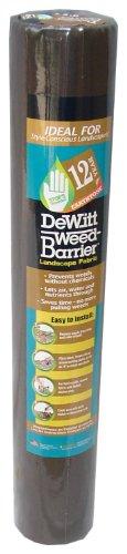 DeWitt 12YRET3100 Weed Barrier 12 Year Pro Earthtone, Brown, 100-Feet