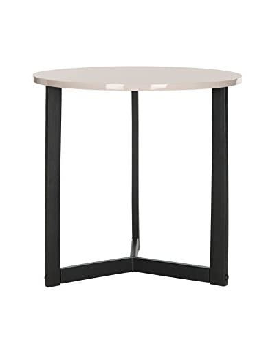 Safavieh Ballard End Table, Grey/Black