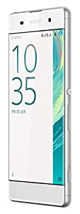 Sony Xperia XA unlocked smartphone,16GB White (US Warranty)