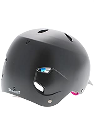 Bern Girls' Bandita Thin Shell Eps Helmet-Satin Sea Foam, Small/Medium/51-54 cm by Bern
