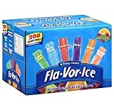 Flavor Ice Pops 200 Count Variety Box