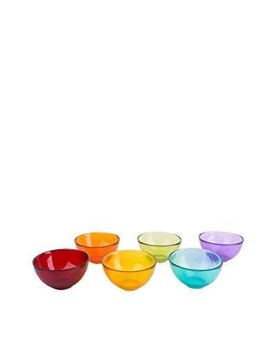 Color Life Set Tazón 6 Uds. Scratch Multicolor