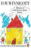 Home Is Where We Start from (0140135634) by Winnicott, D. W.