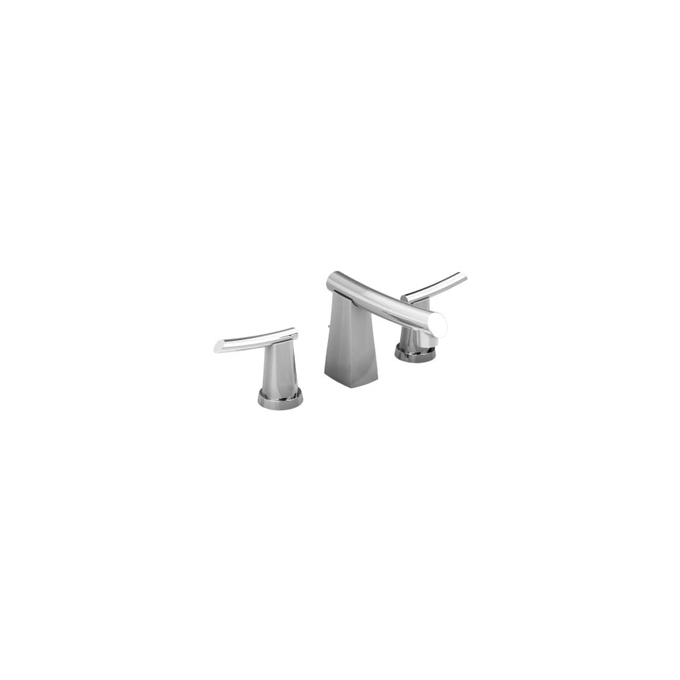 American Standard 7010.801.002 Green Tea Two Handle Widespread Lavatory Faucet, Pull out Spout, Metal Speed Connect Pop Up, Polished Chrome