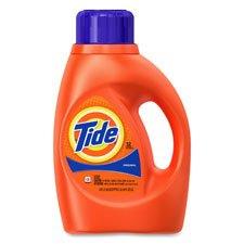 Tide Liquid Detergent, 32 Loads, 50 oz., Sold as 1 Each