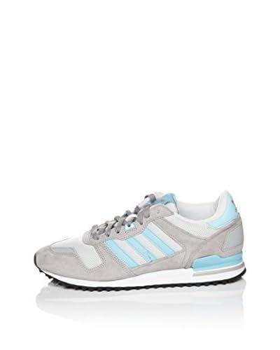 adidas Sneaker ZX 700 [Grigio/Bianco/Celeste]