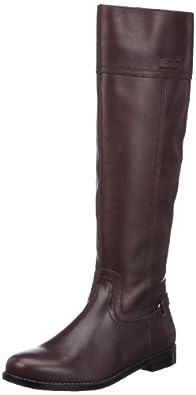 Gant AMORY LEATHER 46.42149A014, Bottes femme - rouge (bordeaux) - V.1, 38 EU