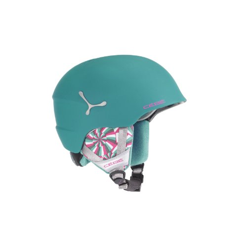 Cébé Helmet Suspense Deluxe, Matt Turquoise, 54-56 cm, 1320MT5456