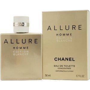 Chanel Allure Homme Edition Blanche CONCENTRÉE 50 ml Eau de Toilette Spray