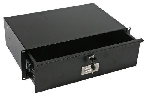 OSP HYC-3US 3 Space Shallow Rack Drawer (Osp Rack 3 Space compare prices)