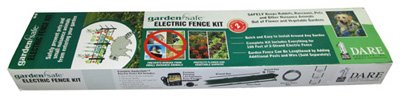 Dare Products De Gk 20 Electric Fence Garden Kit, 100-Ft. - Quantity 2