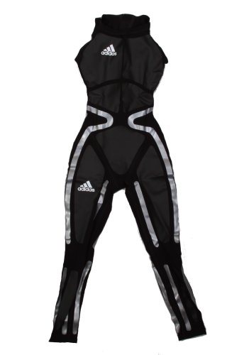 Adidas Techfit Powerweb 2 Bodysuit swimming costume